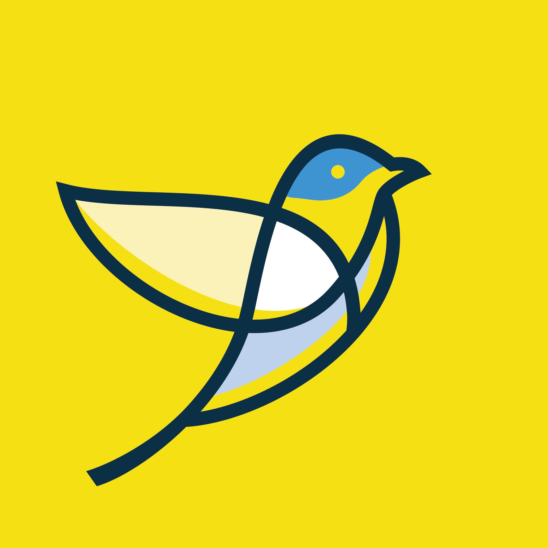 Clear Day bird